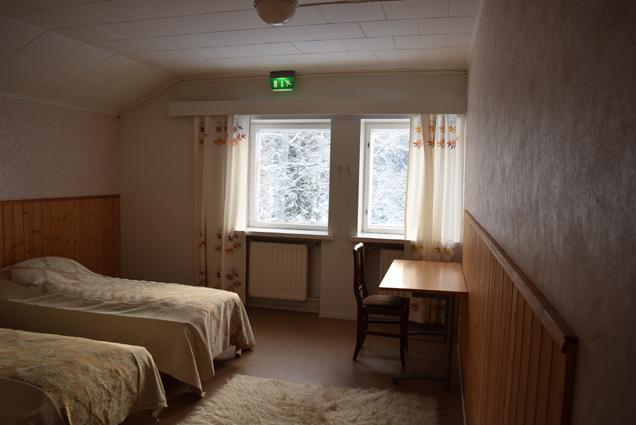 Yläkerran huone nro7