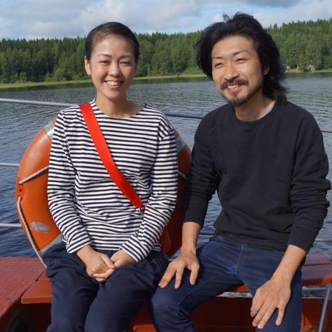 Uiko ja Yuichiro Sato