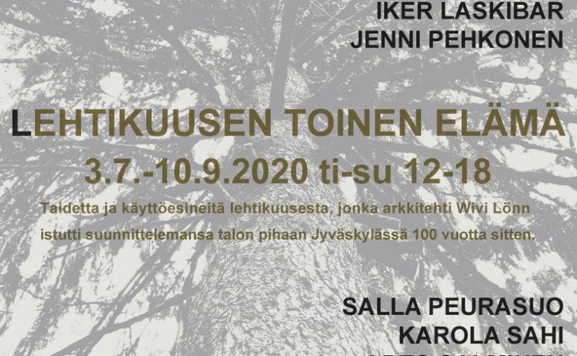 Järvilinnan kesänäyttely